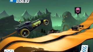 HOT WHEELS RACE OFF D-Muscle / Ratical Racer / Baja Bone Shaker Android / iOS Gameplay Trailer
