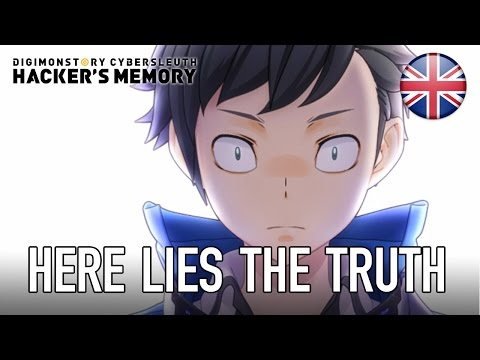 Digimon Story Cyber Sleuth Hacker's Memory - PS4/Vita - Here lies the truth