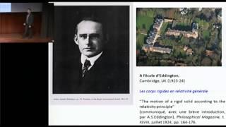 Georges Lemaître et la cosmologie relativiste