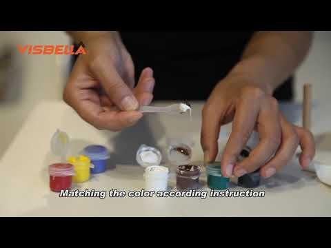 Helmint adagoló kezelés