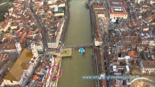 preview picture of video 'Tramway de Besançon : le chantier avance !'