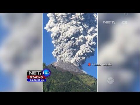 Breaking News!! Erupsi Gunung Merapi