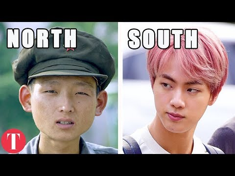 10 Differences Between North Korea And South Korea