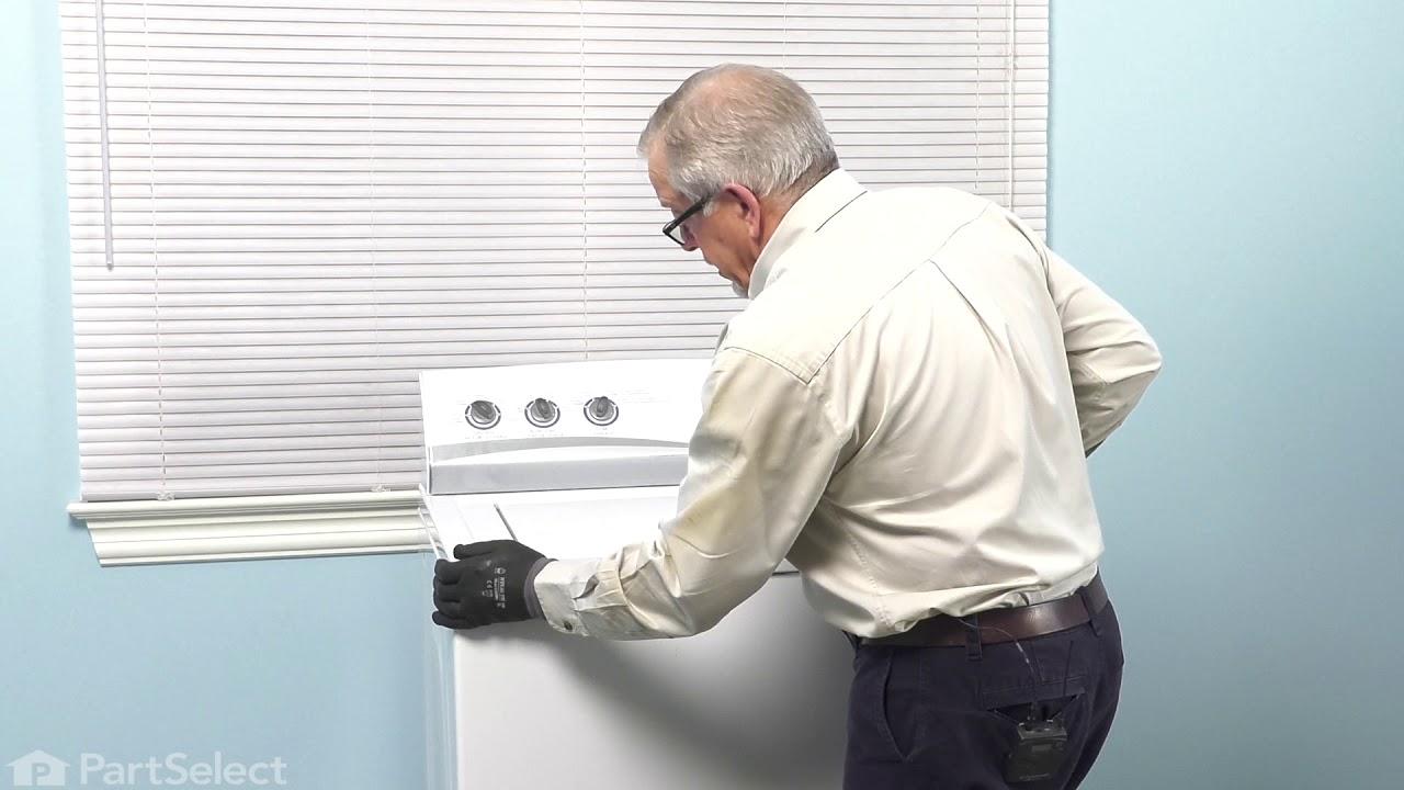 Replacing your Whirlpool Washer Washing Machine Suspension Rod Kit
