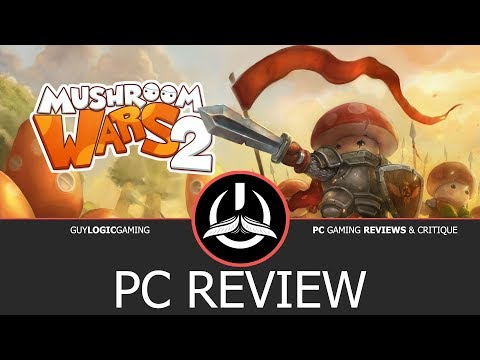 Mushroom Wars 2 - Logic review video thumbnail