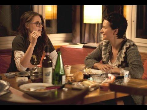 Video trailer för Juliette Binoche & Kristen Stewart on CLOUDS OF SILS MARIA