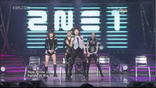 2NE1 - Pretty Boy [Live 2009.09.11]