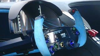Bugatti Vision GT - Interior