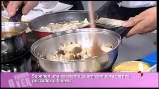 Te Enseñamos A Cocinar Setas
