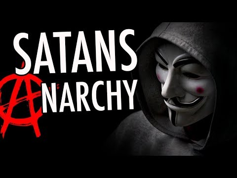 DOCUMENTARY Anonymous: Satan's Anarchy
