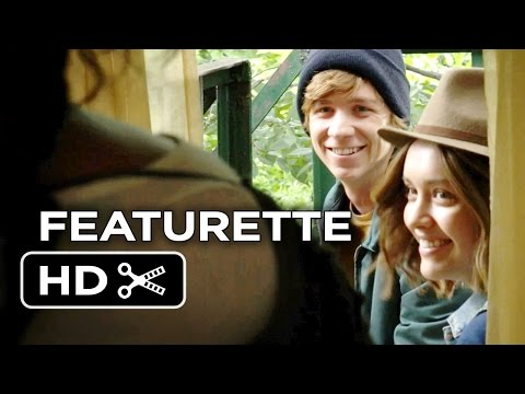 Me and Earl and the Dying Girl Featurette - Jesse Andrews (2015) - Olivia Cooke Drama HD