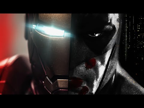 Baixar Música – Batman vs. Homem de Ferro – Duelo de Titãs – 7 Minutoz – Mp3