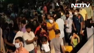 Despite New Guidelines, Migrants Throng Railways Stations To Go Home - Download this Video in MP3, M4A, WEBM, MP4, 3GP