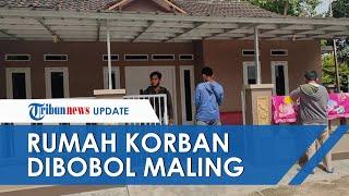 Pencuri Bobol Rumah Korban Pesawat Sriwijaya Air SJ 182, Sepeda hingga Tabung Gas Hilang
