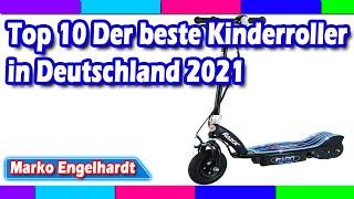 Der beste Kinderroller in Deutschland 2021