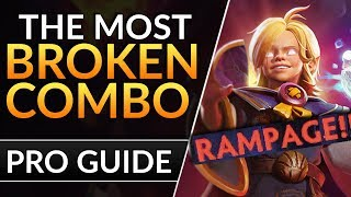 The ULTIMATE KID INVOKER Guide: PRO Tips to CARRY like the BEST ft. Abed | Dota 2 Mid Guide