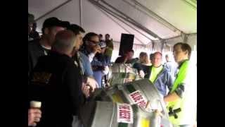 Blue Point Cask Ales Festival 2013!
