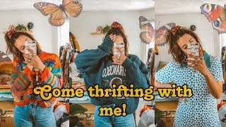 COME THRIFTING WITH ME | COOLEST FINDS EVER!