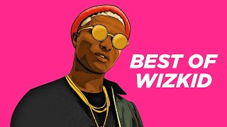 BEST OF WIZKID AFROBEATS MIXTAPE DJ TADE 2011   2019 (KHAY FEELZ EXCLUSIVE)