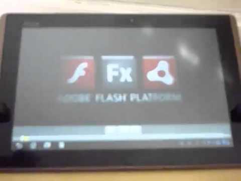 Video of Developer Central for tablets
