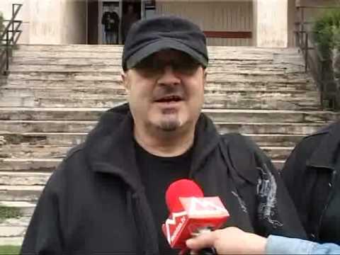 Mircea Baniciu la Campina