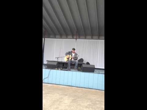 Jesse J Ingraham live 2014 Newport OR.