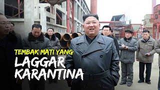 Kim Jong Un Tembak Mati Pejabatnya yang Langgar Masa Karantina Virus Corona