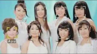 AYUMI HAMASAKI: 'NEXT LEVEL' NEW SONG PREVIEW [PANASONIC LUMIX FX40 CM]