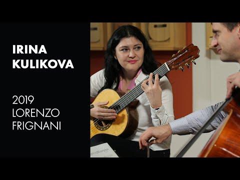 World Premiere of Three Night Ballads for Guitar and Cello Irina Kulikova & Feliks Volozhanin