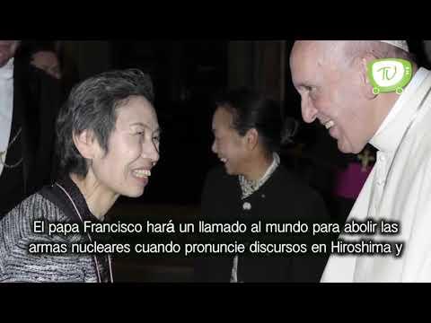 Noticieros Tele Urban / Papa Francisco visitara Hiroshima y Nagasaki