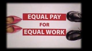 Progressive Women's Legislative Caucus: Women Need Equal Pay Now