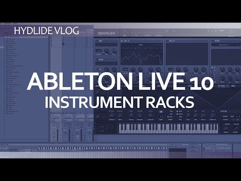 Crossfading Effects In Ableton Live 10