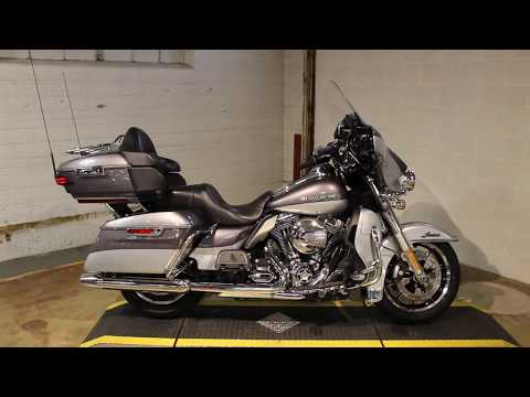 2014 Harley-Davidson Ultra Limited in New London, Connecticut - Video 1