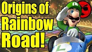 Origins of Mario Kart 8 Deluxe's Rainbow Road! - Game Exchange