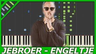 Jebroer, DJ Paul Elstak & Dr Phunk   Engeltje (piano Versie Door Max Pandèmix)
