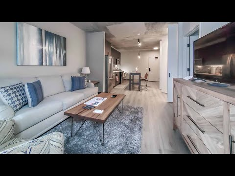 A furnished West Loop one-bedroom steps from Union Park at The Mason