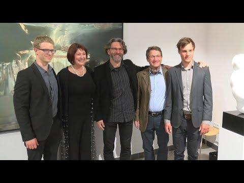 Várnegyed Galéria - Genezis - video preview image