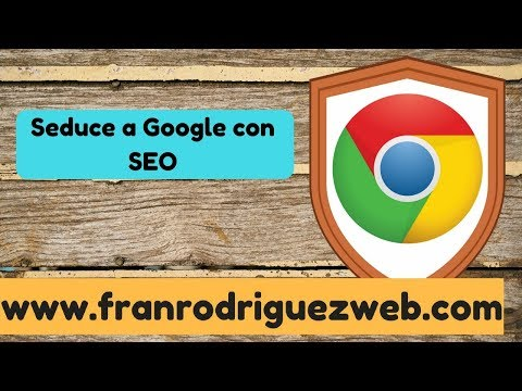 Seduce a google con SEO - YouTube