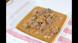 Nigerian Pepper Soup – Goat Meat Version