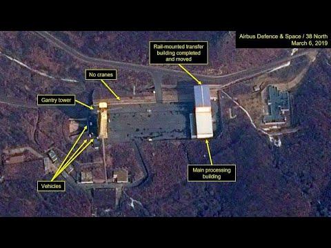 B. Κορέα: Κινητικότητα  στις πυρηνικές εγκαταστάσεις