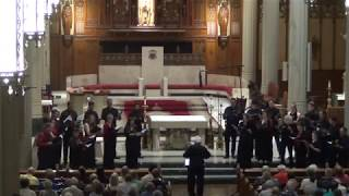 """Bring us, O Lord,"" by William Harris, sung by Quire Cleveland, dir. Ross W. Duffin"