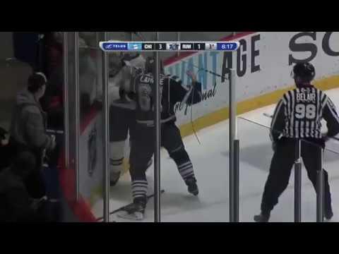 Jordan Lepage vs. Zachary Lavigne