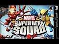 Longplay Of Marvel Super Hero Squad