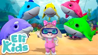 Baby Shark +More | Eli Kids Songs & Nursery Rhymes