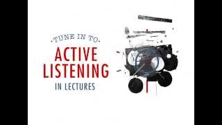 Active Listening in Lectures
