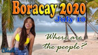 Boracay 2020 –  Boracay Sunset minus the people? Boracay beach – Boracay island Philippines 2020