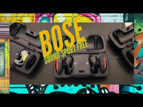 Der NEUE Bose Sound Sport Free Deutsch