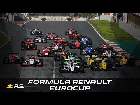 LIVE - 2019 Formula Renault Eurocup - Barcelona - Qualifying 2
