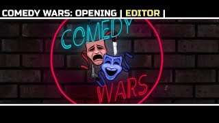 Comedy Wars (Opening Animation)