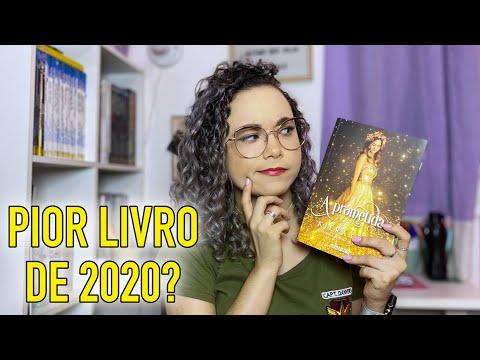 PIOR LIVRO QUE LI EM 2020? | RESENHA A PROMETIDA | KIEIRA CASS